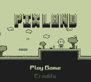Pixland game