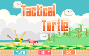Tactical Turtle game