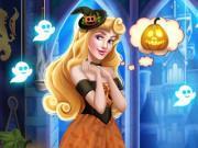 play Aurora'S Halloween Castle