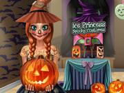Ice Princess Spooky Costumes game