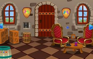 Escape From Fantasy House game