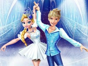 play Elsa And Jack Ice Ballet
