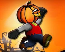 Halloween Adventure Run game