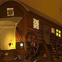 play Diamond Hunt 3 : Cowboy House Escape