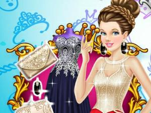 play Cinderella First Kiss Makeover