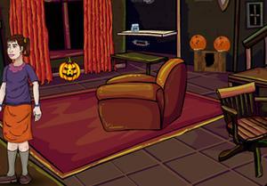 play Halloween Devil Mansion