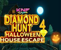 play Diamond Hunt 4 - Halloween House Escape