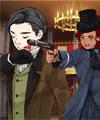 play Manga Creator Vampire Hunter Page 1