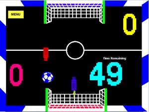 play Car Soccer