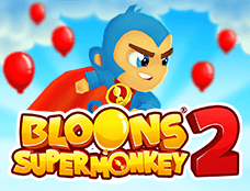 Bloons Supermonkey 2 Mobile game