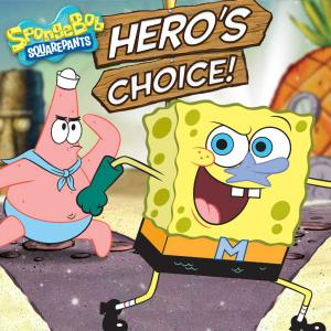 Spongebob Squarepants Hero'S Choice Adventure game