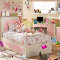 play Girl-Bedroom-Objects