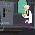 play Toll Mad Scientist Lab Escape