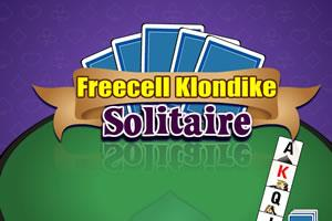 play Freecell Klondike Solitaire