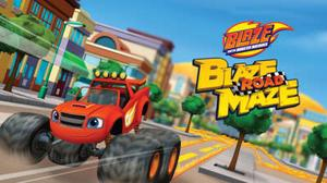 play Blaze And The Monster Machines: Road Maze