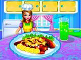 play Cooking Fresh Red Fish