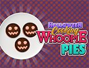 play Halloween Cooking Whoopie Pies