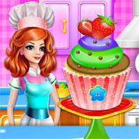 play Sweet Heart Cupcake