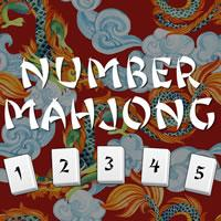 Number Mahjong game