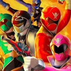 Power Rangers Super Megaforce: Legacy game