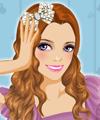 play Polka Dot Hair Bows Makeover Game