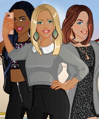 play Bff Studio Vlogger Dress Up Game