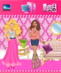 play Barbie Dollhouse Game