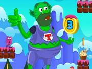 play Super Troll Candyland Adventures