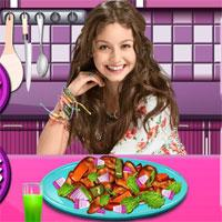play Soy Luna Master Chef Cooking