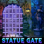 play Statue Gate Escape