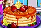play Cooking Delicious Pancakes