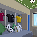 play Toll Soccer House Escape