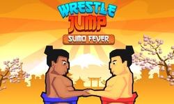 play Wrestle Jump: Sumo Fever