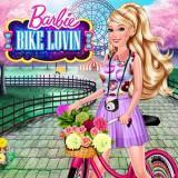 play Barbie Bike Luvin