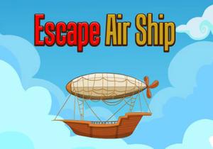 Escape Air Ship game