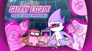 Galaxy Escape: Rescue Squad Impossible game