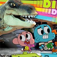 play Dino Donkey Dash
