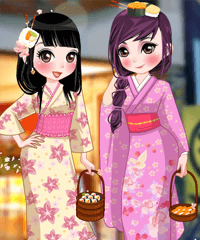 play The Sushi Place Dress Up Game