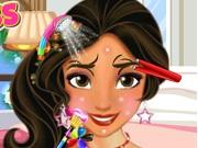 play Latina Princess Spa Day