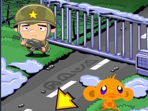 Play Monkey Go Happy Army Base Game