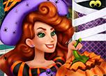 play Jessie'S Halloween Pumpkin Carving
