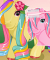 play Cute Pony Hair Hairstyles Game