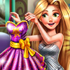 play Find Rapunzel'S Ball Outfit