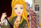 play Barbie Autumn Wellies