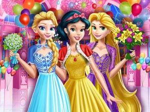 play Princess Birthday Party