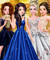 play Princess Royal Ball Dress Up Game
