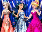 play Princesses Celebrity Life