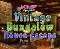 play Vintage Bungalow House Escape