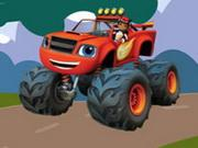 play Blaze Monster Machines Hidden Wheels