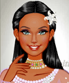 play Jewelry Expo Exhibition Dress Up Game